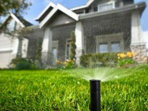 Irrigation Maintenance For Gardening